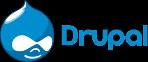 Drupal logo - Mirall digital