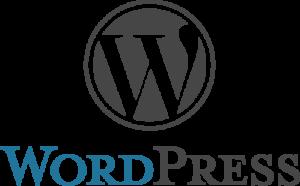 Logo wordpress - Mirall digital