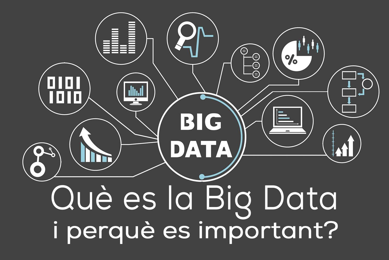 Big data perquè es importan