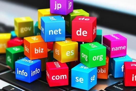 domains i TDL blog url